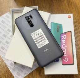 Smartphone 128 GIGAS Xiaomi ! Modelo Redmi 9 prime ! 128 / 4 Gigas de memória