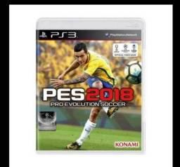 PS3 PES18