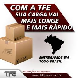 Título do anúncio: TFE Logística Manaus Transporte