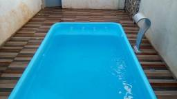 Título do anúncio: piscinas de fibras em 18x sem juros