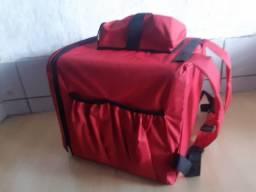 Título do anúncio: Bag sem isopor, Marmitex, térmica, motoboy, entrega para todo o Brasil