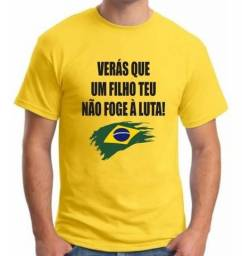 Título do anúncio: Camisetas Temas Políticos