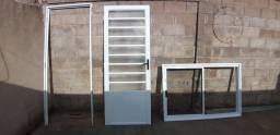 Porta e janela (três lagoas-ms)