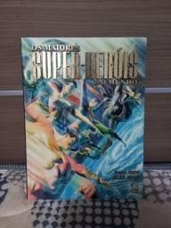 Título do anúncio: Os maiores super-heróis do mundo (hq da DC comics)