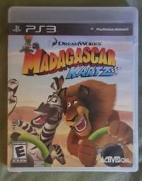 Jogo de Ps3: Madagascar Kartz