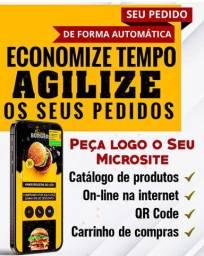 Título do anúncio: Micro sit Cartão de visita Digital