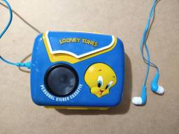 Título do anúncio: Walkman Looney Tunes Original - Piu Piu (Raridade)