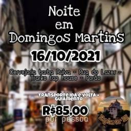 Título do anúncio: Passeio noturno Domingos Martins 16/10/2021
