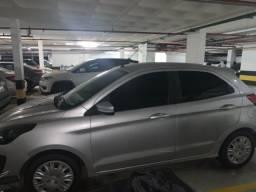 Título do anúncio: Ford Ka 2019/2020 Prata Seminovo 16.000km