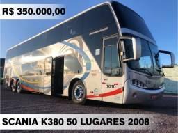 Título do anúncio: DD Scania K 380 com Retarder