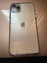 Título do anúncio: Iphone 11 pro max 256 gigas Gold