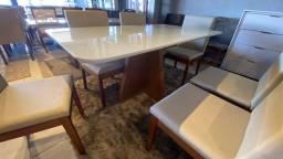 Título do anúncio: Mesa nova completa pronta entrega de 6