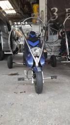 PARATRIKE MOTOR CB300 EM INOX