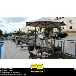 Apartamento com 2 dormitórios à venda, 52 m² por R$ 210.000,00 - Portal do Sol - João Pess