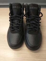 Título do anúncio: Tênis Adidas Hoops 2.0 MID, preto, Tam. 41