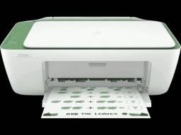 impressora HP branca novinha na caixa nunca foi usada