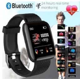 Smartwatch Relógio Inteligente Bluetooth 3c King-android/ios
