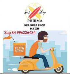 Sua surf shop na zn de Natal RN!