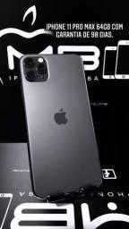 Título do anúncio: iPhone 11 Pro Max 64GB 90 dias de Garantia