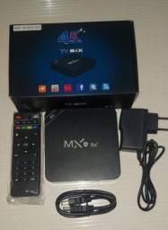 Transforme Sua Tv Em Smart Tv 5g 4gb Ram 64gb Android