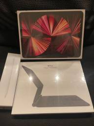 Título do anúncio: iPad m1 Apple Pencil magickeyboard