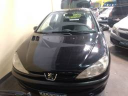 Peugeot 206 1.6 ( péq entrada parcelinhas de R$ 399,00)