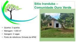 Título do anúncio: sítio no iranduba - comunidade ouro verde