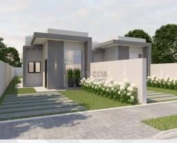 Título do anúncio: Casa com 2 dormitórios à venda, 61 m² por R$ 260.000,00 - Loteamento Comercial e Residenci