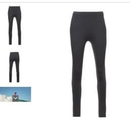 Título do anúncio: leggins surf preta semi nova - tamanho G