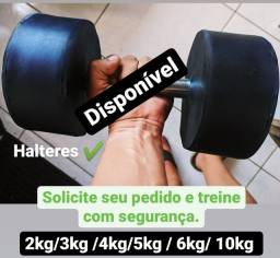 Halteres/ peso