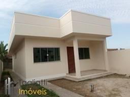 Título do anúncio: Casa nova linear com terreno de 225m² - Fazendinha - Araruama