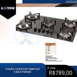Título do anúncio: Fogão Cooktop simples!