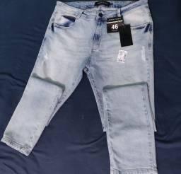 Título do anúncio: Calça Jeans, 46 Skinny Marc Alain
