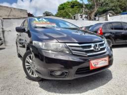 Título do anúncio: Honda City Lx 1.5 Aut. Cvt - 2014 - Extraa!!