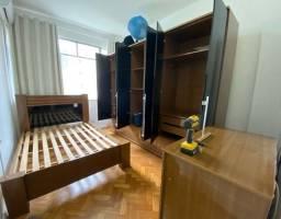 Título do anúncio: Guarda roupas + cama + cômoda (conjunto de móveis de quarto)