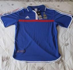 Camisa França.