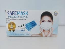 Caixa Mascara 50 Unidades