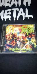 Death - tribute to death cd