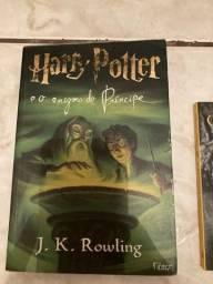 Título do anúncio: Livro Harry Potter