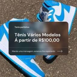 Título do anúncio: TÊNIS VÁRIOS MODELOS