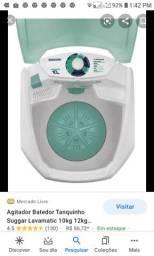 Tanquinho lava roupas