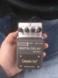Pedal delay groovin DD900