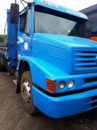 Vende-se Caminhão Mercedes L-1620 - Ano 2003 - Carroceria Nova - 2003