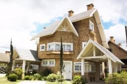 Casa à venda, 136 m² por r$ 1.100.000,00 - lago negro - gramado/rs