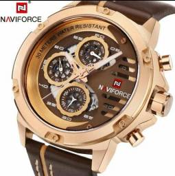 Relógio Masculino Naviforce Original 9110