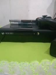 Xbox 360 vendo ou troco ps 3 super slim travado ou desbloqueado