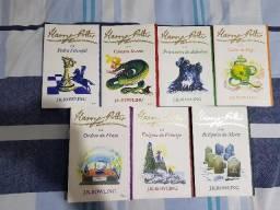 Coleção Harry Potter Completa 7 Livros