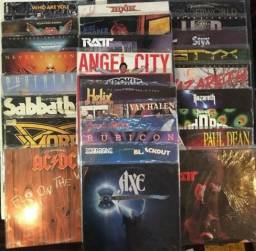 Lp Lote De 28 Hard Rock Prog Heavy Metal