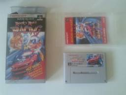 Rock n Roll Racing (Super Nintendo/Super Famicom)