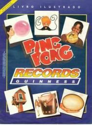 Albuns:Ping Pong Rei leão, Guinness+ Revistas de Games antigas